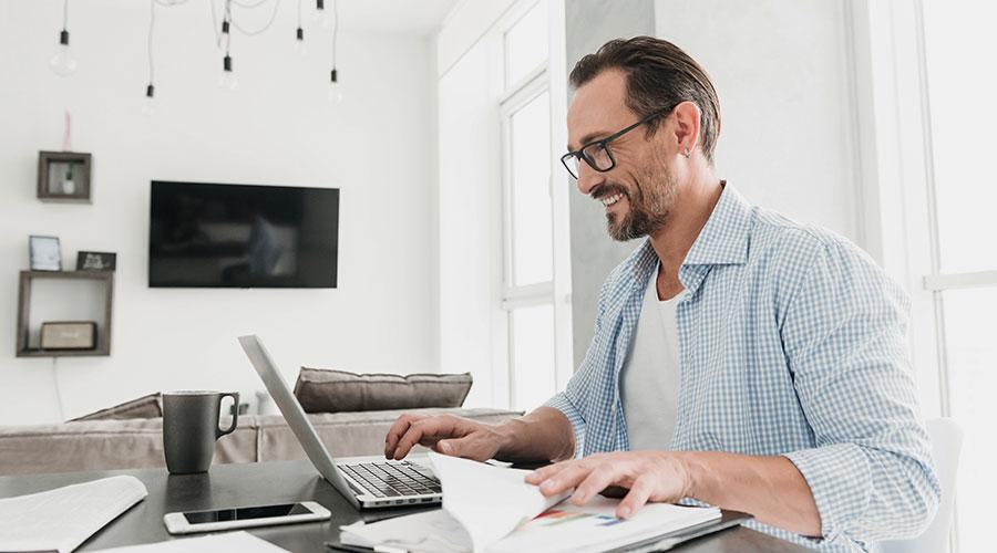 digitalt boligforvaltningssystem
