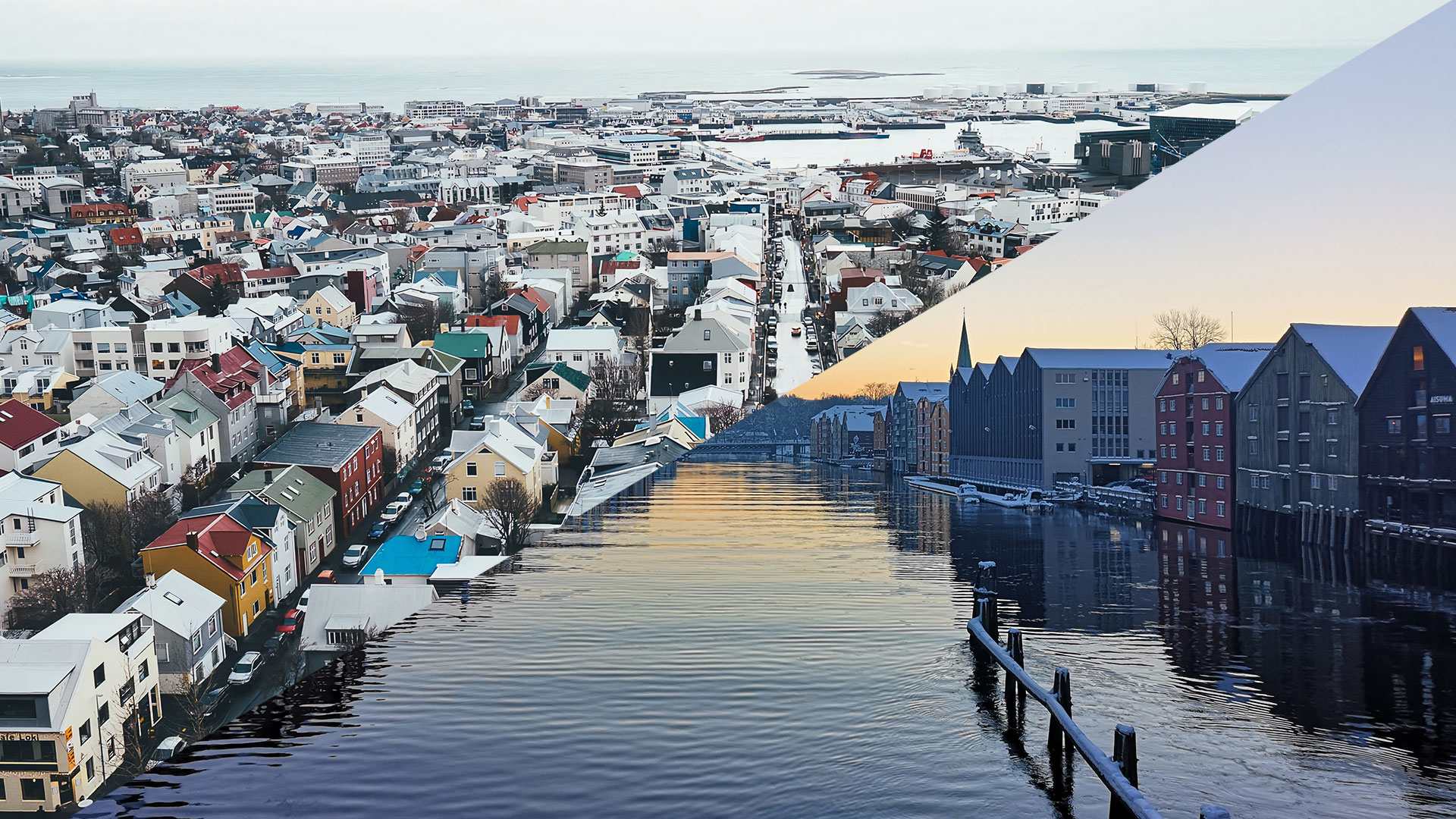 reykjavik-trondheim
